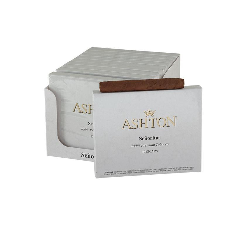 Ashton Small Cigars Ashton Classic Senoritas 10/10