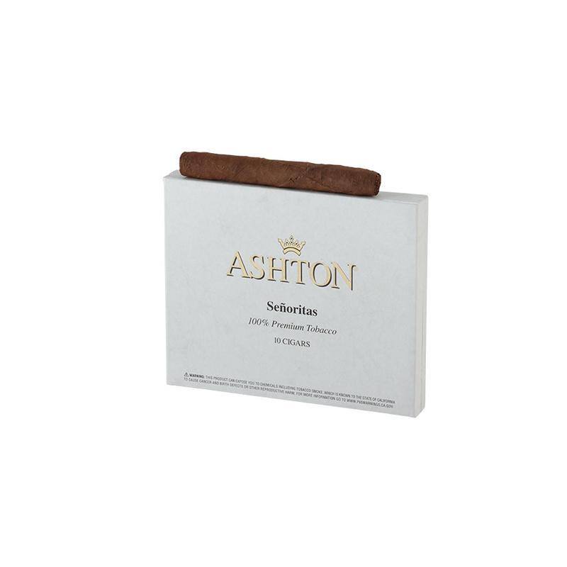 Ashton Small Cigars Ashton Classic Senoritas (10)