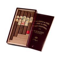 La Aroma De Cuba San Cristobal 92-95 Rated Sampler
