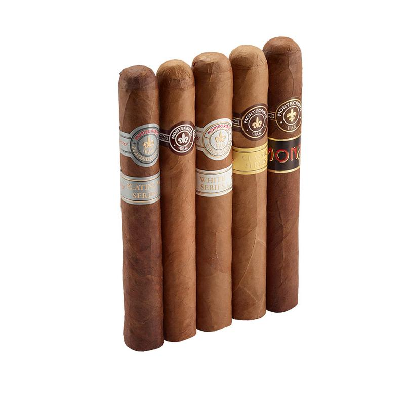 Altadis Accessories and Samplers Montecristo Lovers Pack Assor