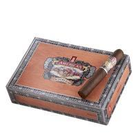 Alec Bradley American Sun Grown cigars offer you a savory Nicaraguan <i>puro</i> with a little more depth, body, and spice than their American Classic sisters. Thanks to a sun-kissed Jalapa Habano <i>capa</i> that's richer in flavor and aroma, this opulent leaf surrounds a full-flavored blend of Esteli & Condega long-fillers, plus a Jalapa binder for a smooth, perfectly-balanced smoke with more spice flavors directed to the palate. Very impressive! Add some to your cart now and compare.