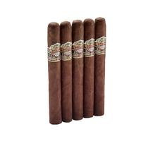Ashton Heritage Puro Sol Double Corona 5 Pack