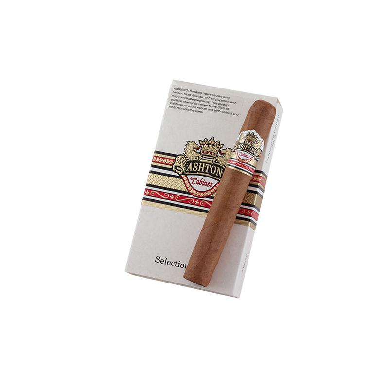 Ashton Cabinet Selection  No. 6 4 Pack