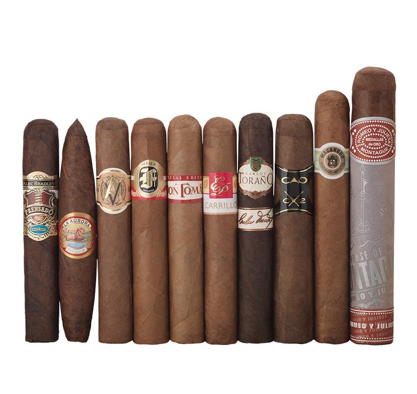 Cigar Smoking Celebrities - Best Cigar Prices