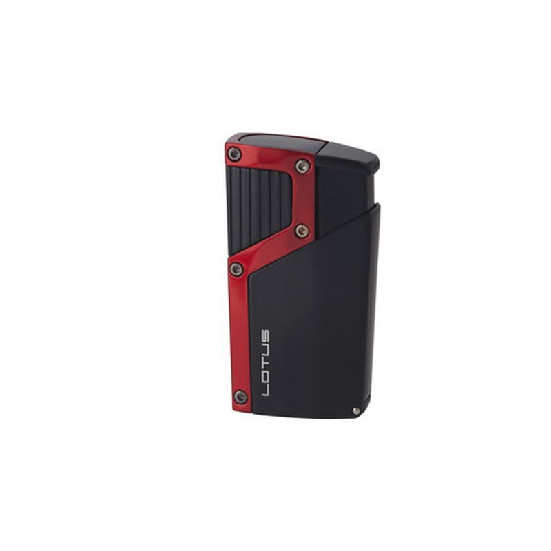 Black Label Lighters Black Label Czar Lighter Red and Black