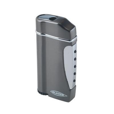 Blazer Stratus Torch Lighter Gun Metal