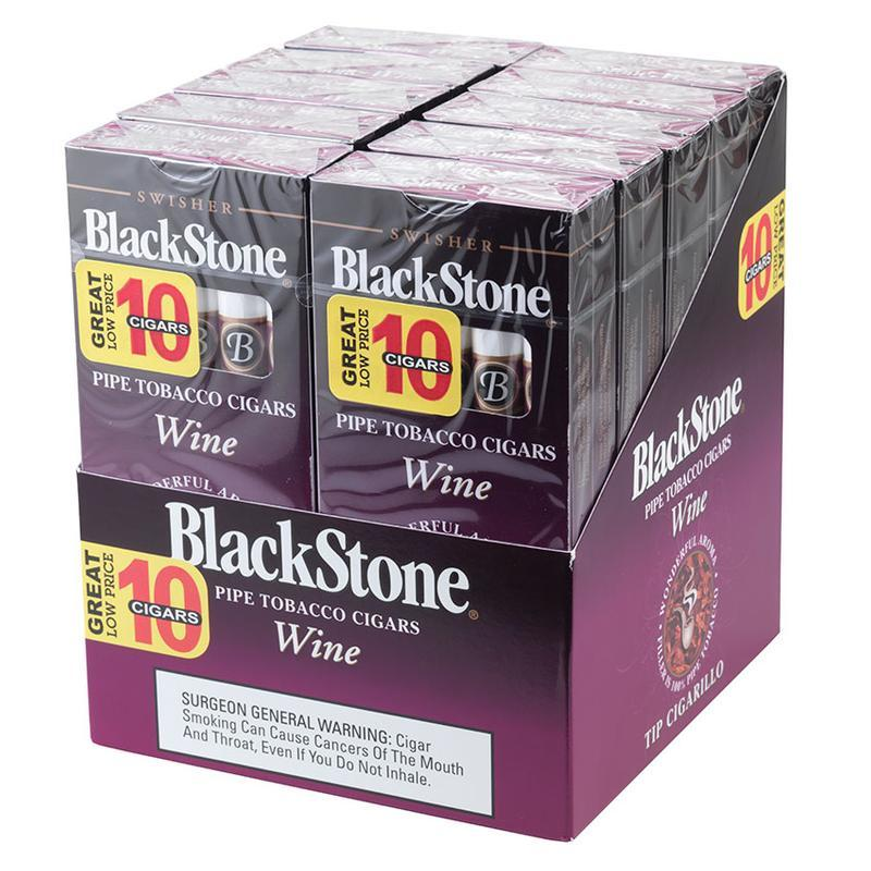 Blackstone by Swisher  Wine Tip 10/10