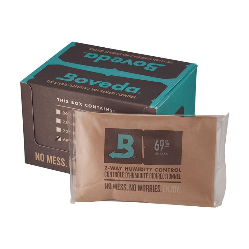 Boveda  69 percent Humidity 12 Pack