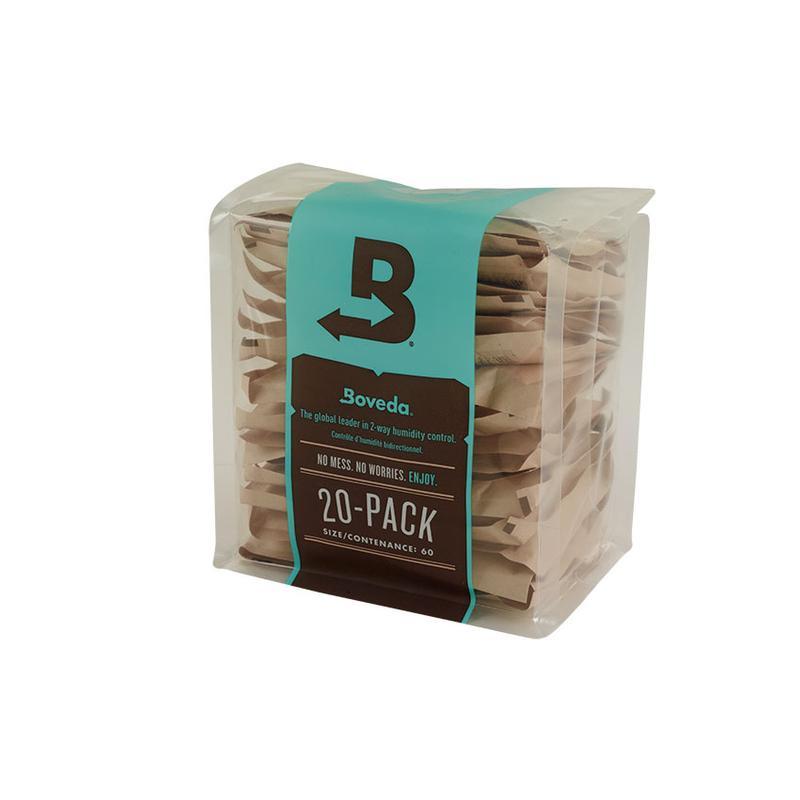 Boveda 72 percent 20 Count Bulk Bag