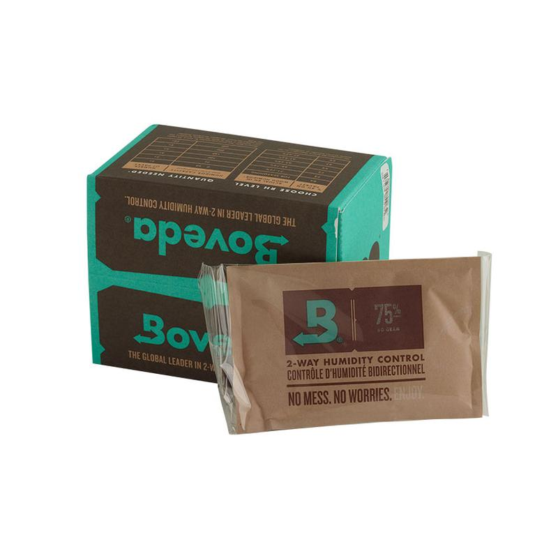 Boveda  75 percent Humidity 12 Pack