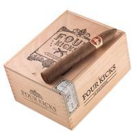 Four Kicks By Crowned Heads Piramide