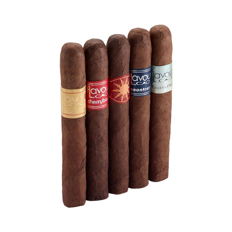 CAO Flavours  Family Sampler