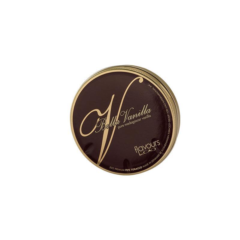 CAO Flavours CAO Bella Vanilla 50g Pipe Tobacco Tin