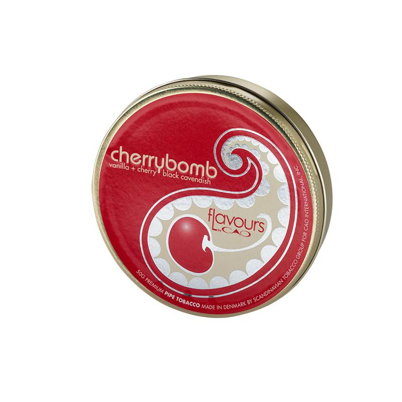 CAO Flavours CAO Cherrybomb 50g Pipe Tobacco