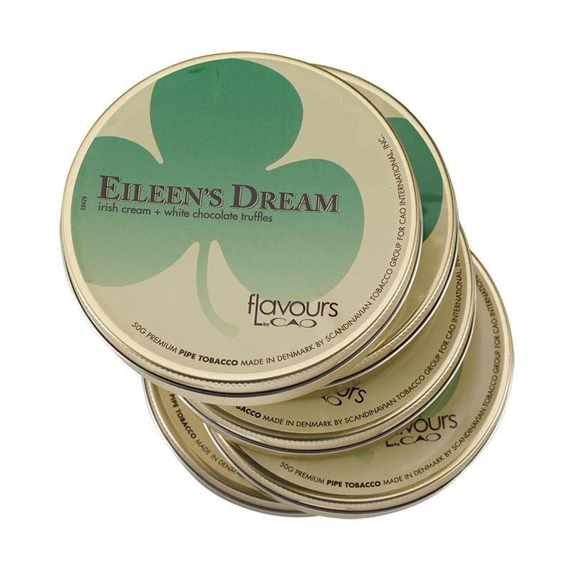 CAO Flavours CAO Eileens Dream 50g Pipe Tobacco 5 Pack