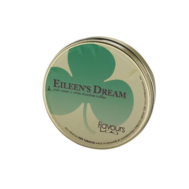 CAO Flavours CAO Eileens Dream 50g Pipe Tobacco Tin