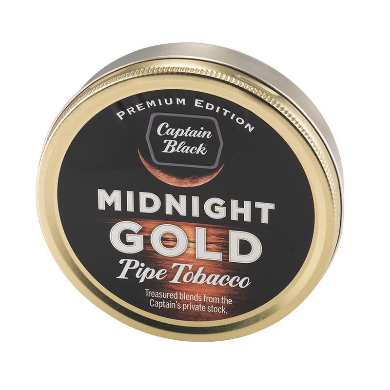 Captain Black  Midnight Gold