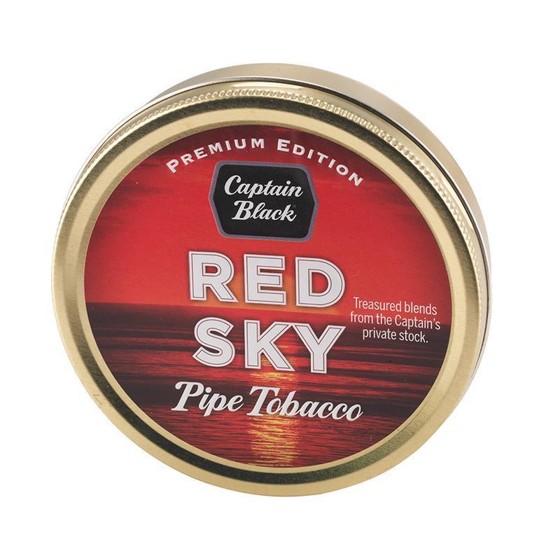 Captain Black  Red Sky
