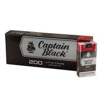 Captain Black Little Cigars Cherry 10/20