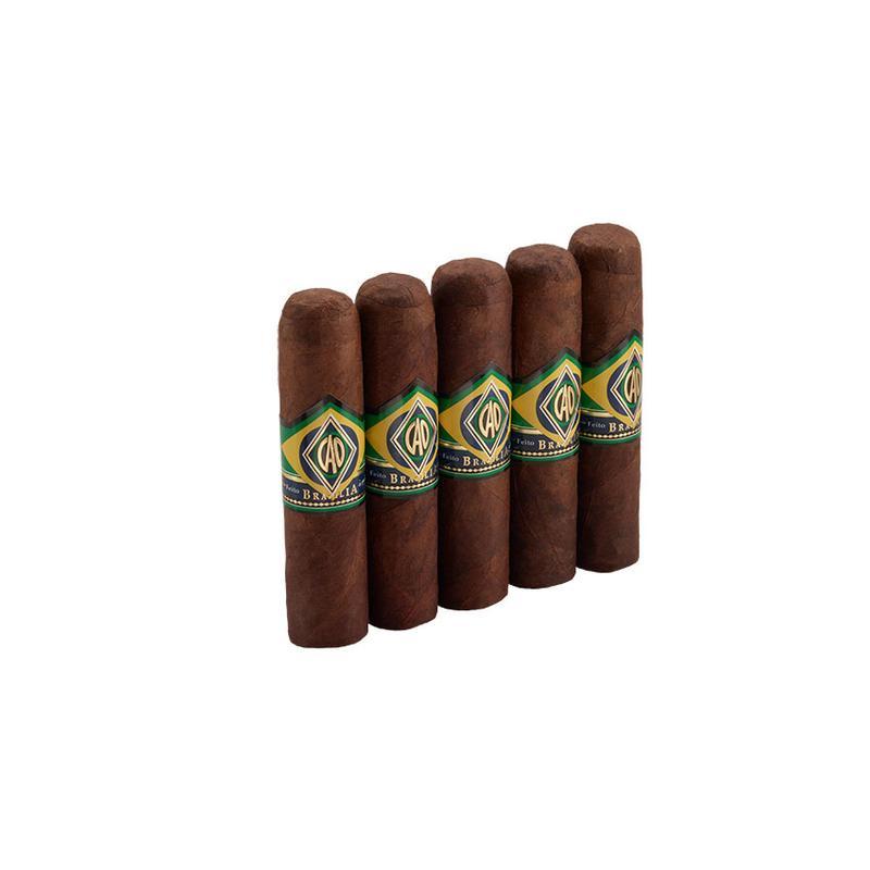 CAO Brazilia  Corcovado 5 Pack
