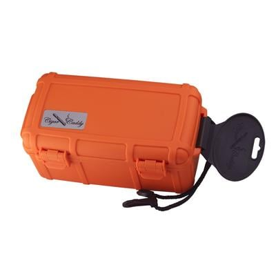 Cigar Caddy 3540-R Orange