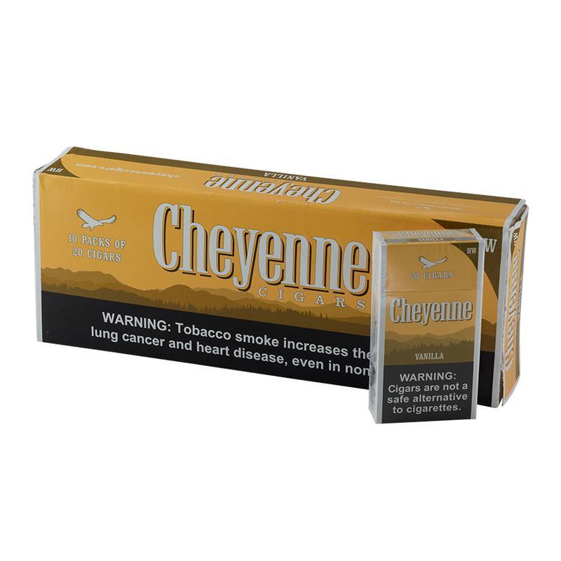 Cheyenne Heavy Weights Vanilla 10/20