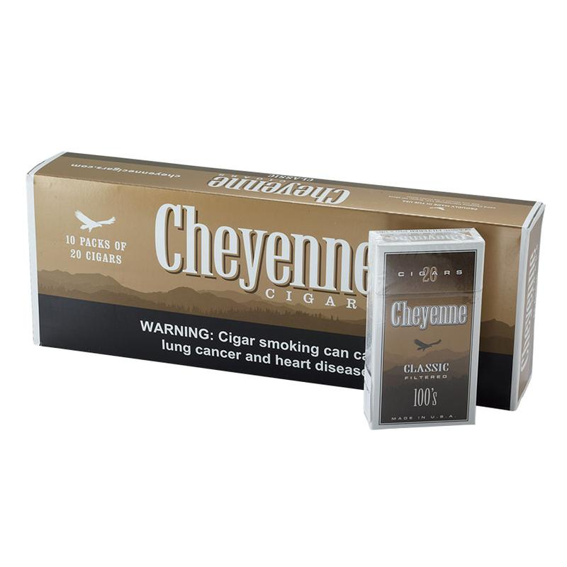 Cheyenne  Classic Flavor 100s 10/20