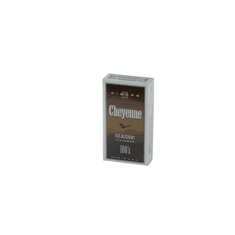 Cheyenne  Classic Flavor 100s (20)