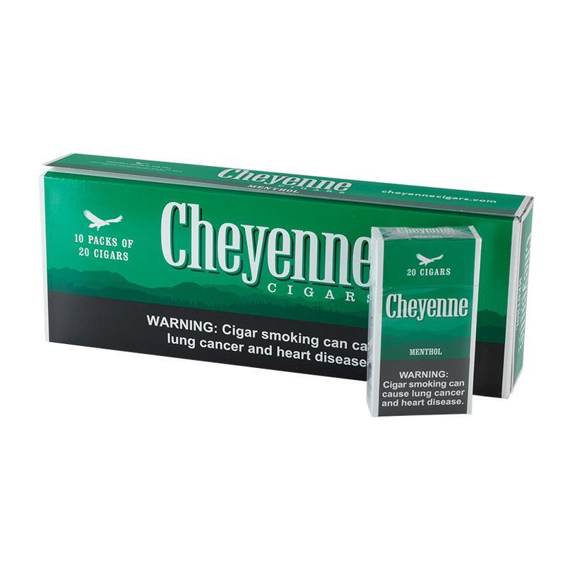 Cheyenne  Menthol 10/20