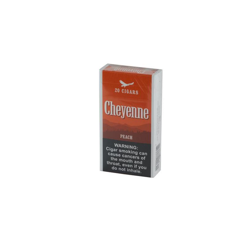 Cheyenne  Peach Flavor (20)
