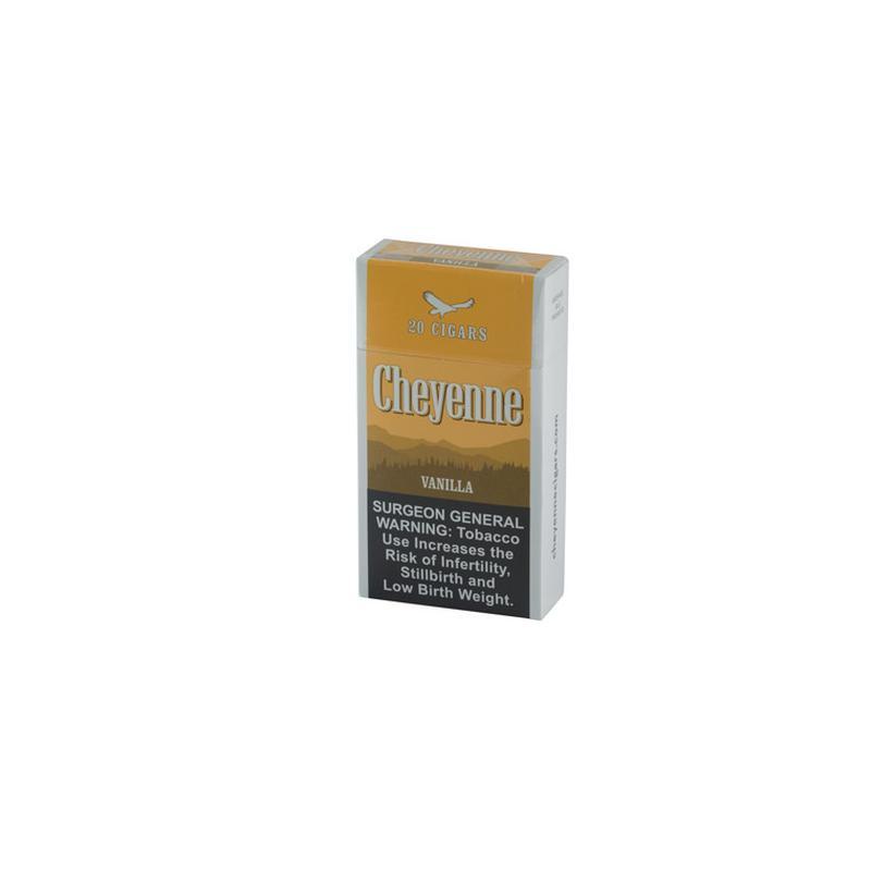Cheyenne  Vanilla Flavor (20)
