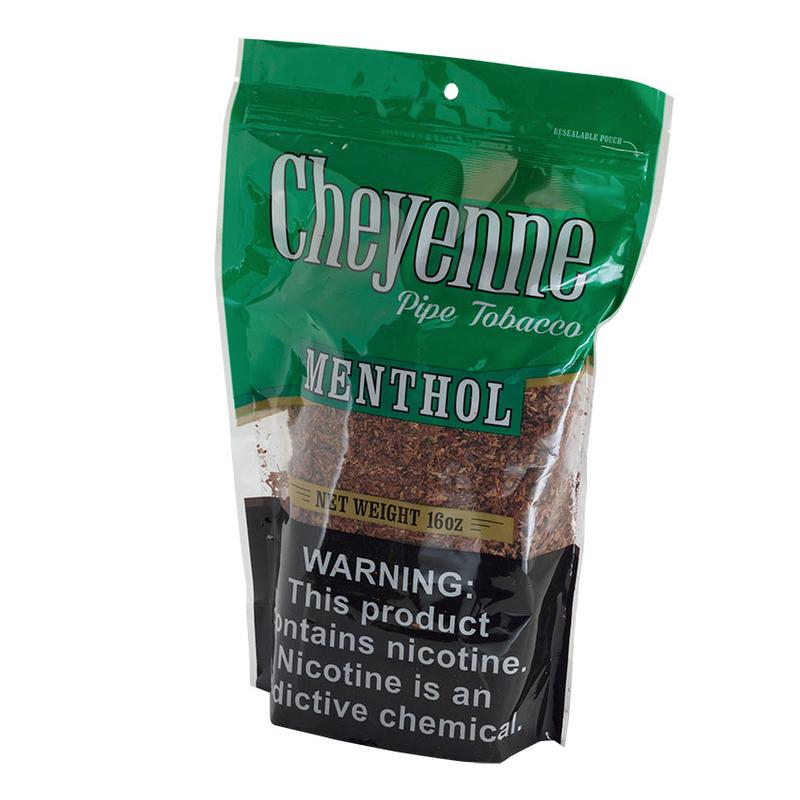 Cheyenne  Pipe Tobacco Menthol 16oz.