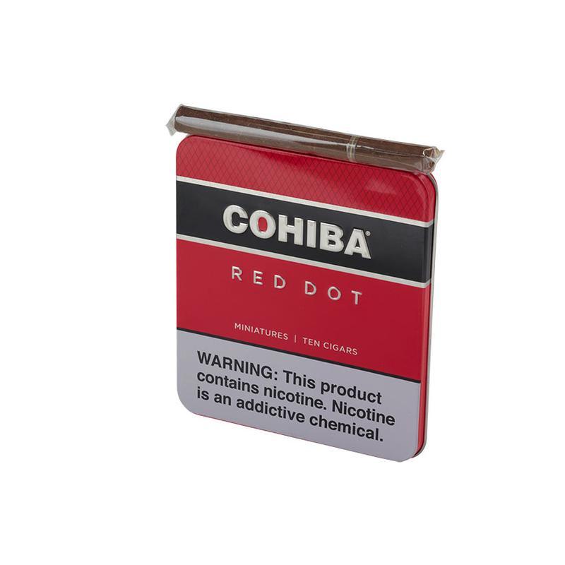 Cohiba  Miniatures (10)