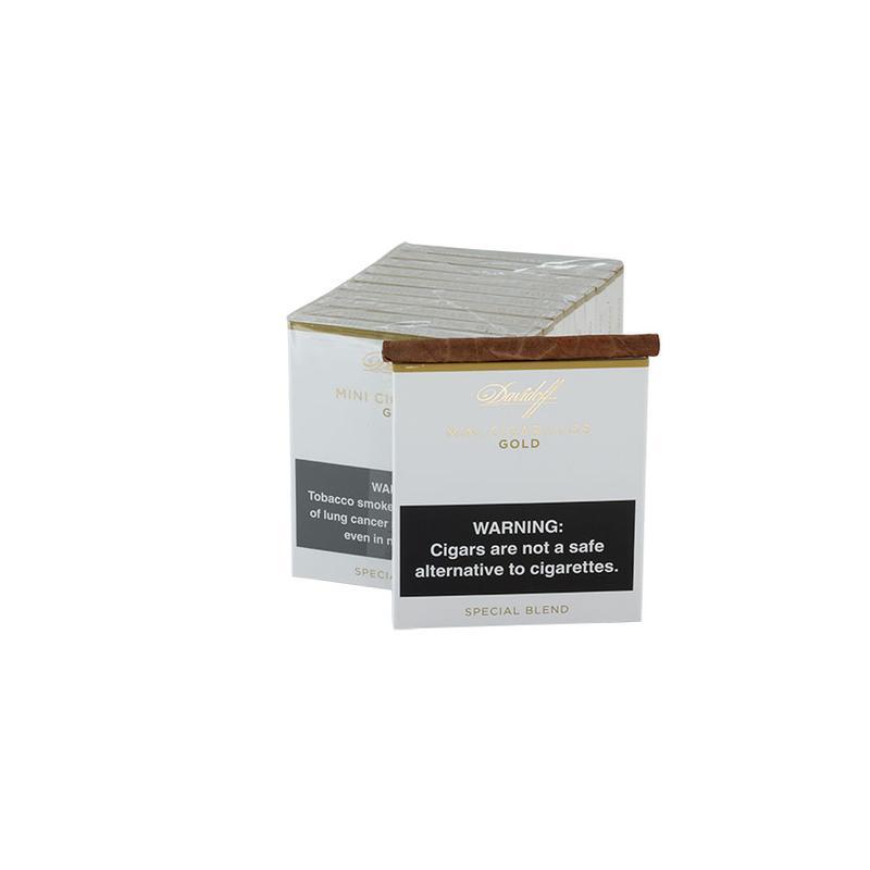 Davidoff  Mini Cigarillo Gold 10/10