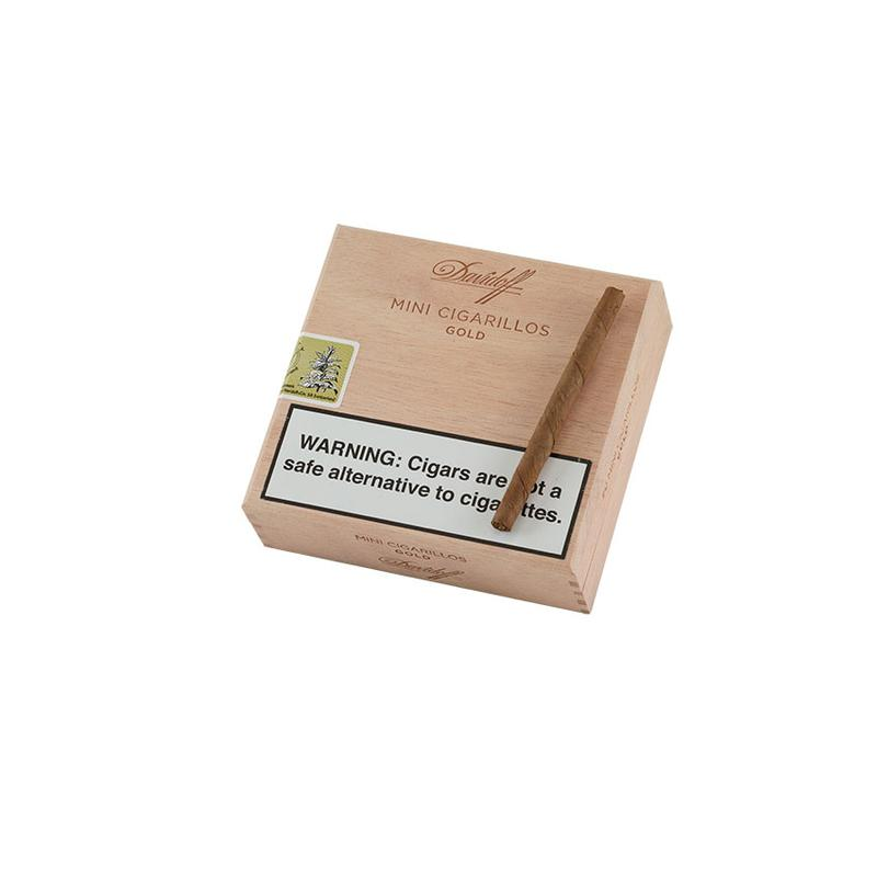 Davidoff  Mini Cigarillo Gold (50)