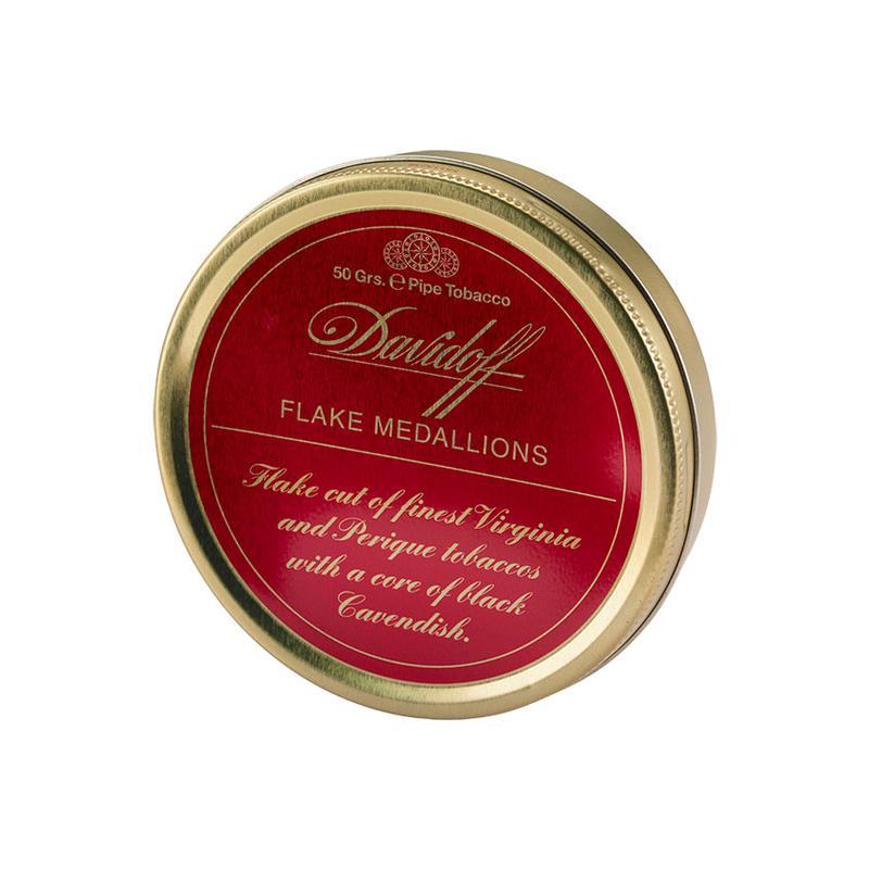 Davidoff  Pipe Tobacco Flake Medallions