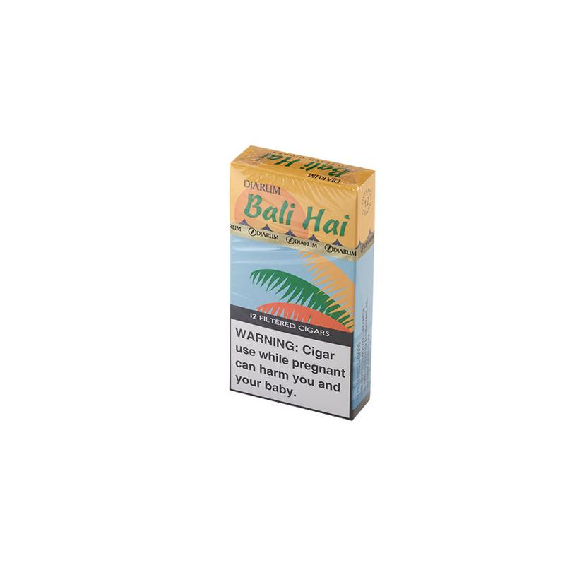 Djarum Bali Hai Filtered Cigars (12)