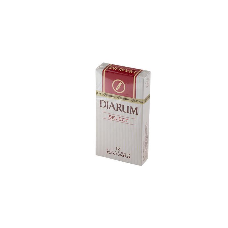 Djarum Select Filter Cigar (12)