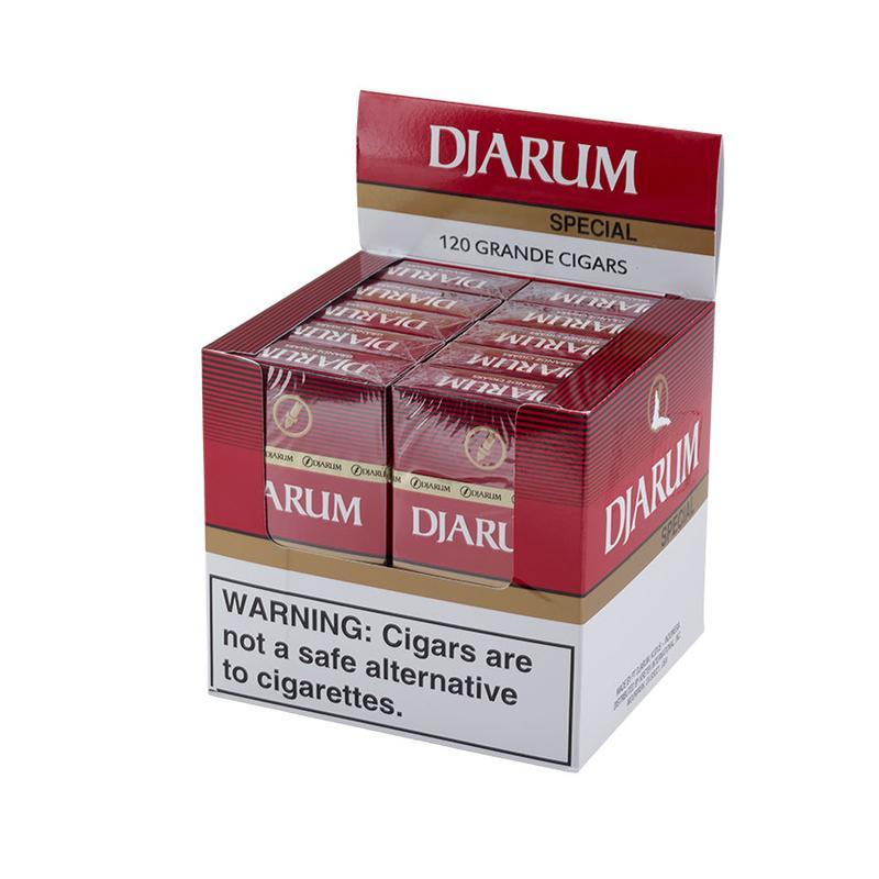 Djarum  Special Grande Filtered Cigar 10/12