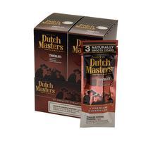 Dutch Masters Cigarillos Chocolate 20/3