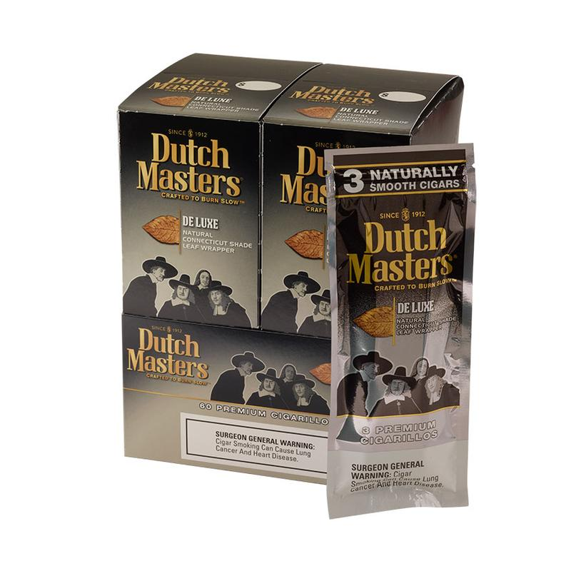 Dutch Masters Cigarillos  Deluxe 20/3