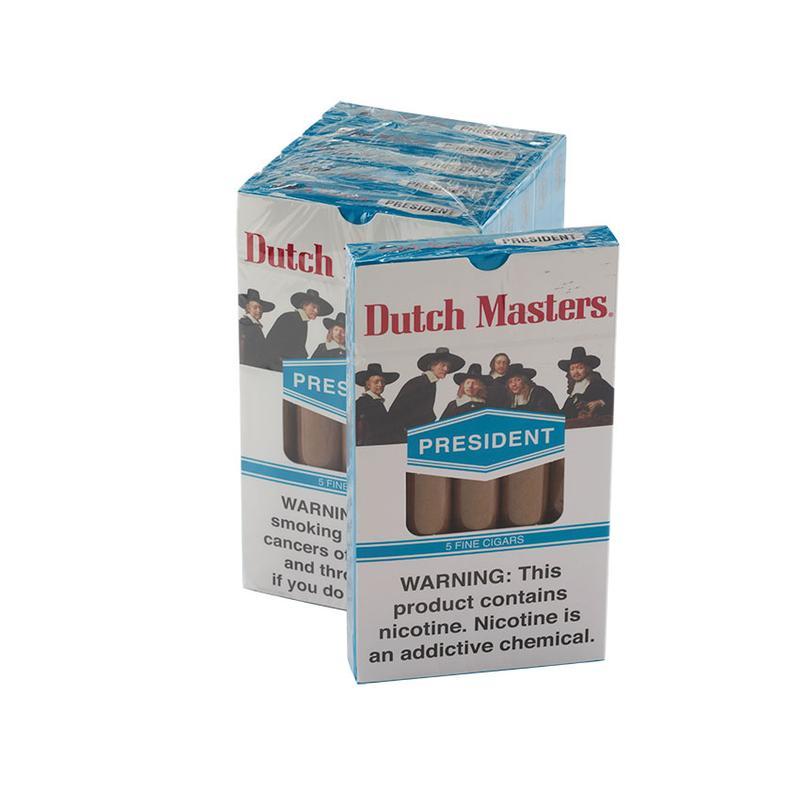 Dutch Masters  President 5/5