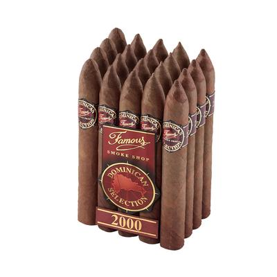 Famous Dominican Selection 2000 Cigars Online for Sale