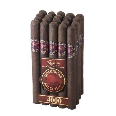 Famous Dominican Selection 4000 Churchill