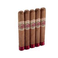 Flor De Las Antillas Toro 5 Pack