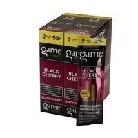 Garcia y Vega Game Cigarillos Black Cherry 30/2