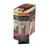 Garcia y Vega Game Leaf Cigarillos Sweet Aromatic $1.29