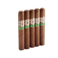 Gran Habano #1 Connecticut Gran Robusto 5 Pack
