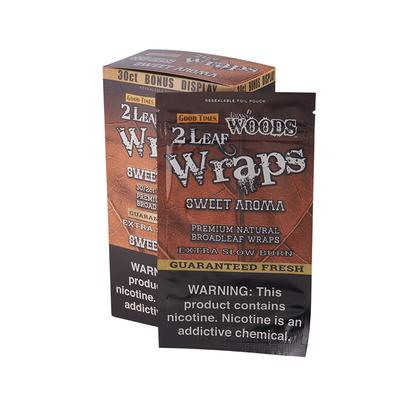 Good Times Sweet Woods Wraps