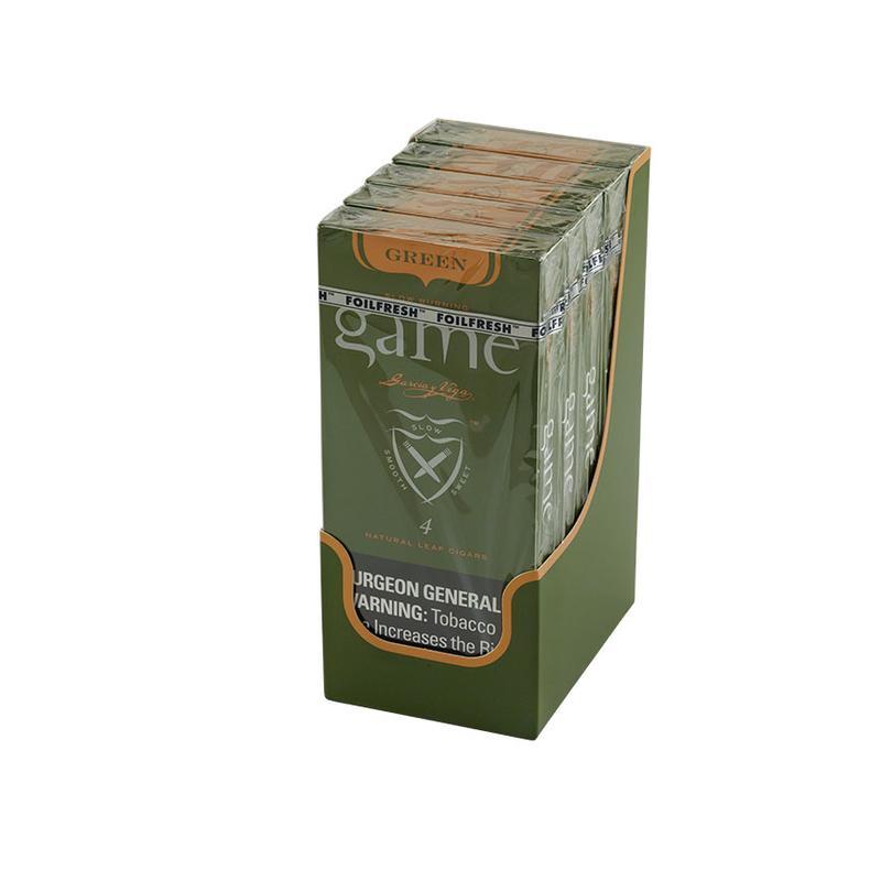 Garcia y Vega Game Garcia Y Vega Game Palma Green 5/4 Pack